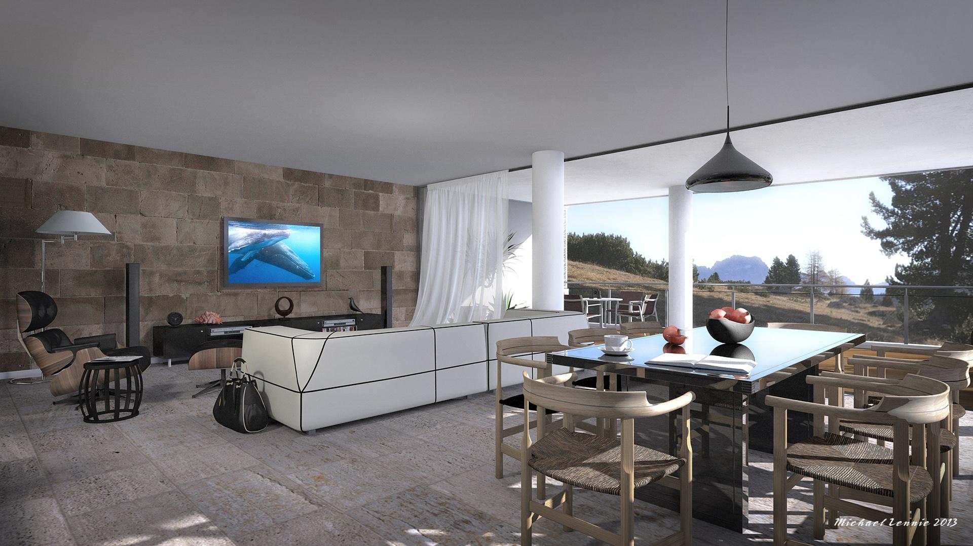 Artlantis r 7 e studio 7 rendering fotorealismo e for Miglior programma per rendering di interni