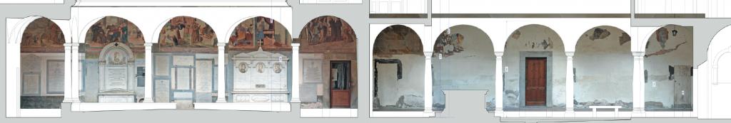 Convento di Giaccherino - Arch. Matteo Lamberti