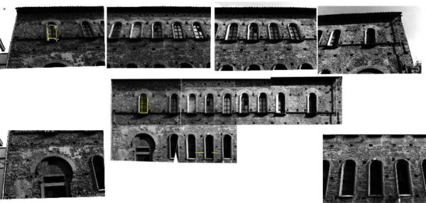 Composizione di più foto in un mosaico