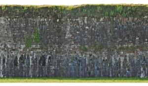 Mura di Lucca con DigiCad 3D