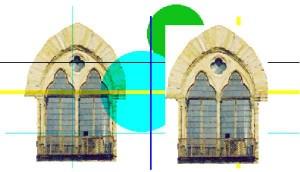 Immagini trasparenti e opache