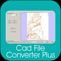 CAD File Converter Plus – Conversione formati CAD e vettorizzazione automatica