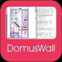 DomusWall – muratura ordinaria, armata e blocchi cassero