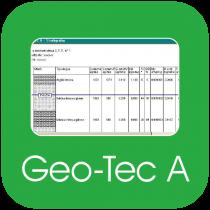 Geo-tec A – Prove penetrometriche statiche, dinamiche, punta elettrica