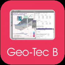 Geo-Tec B – Software di verifica e stabilità dei pendii