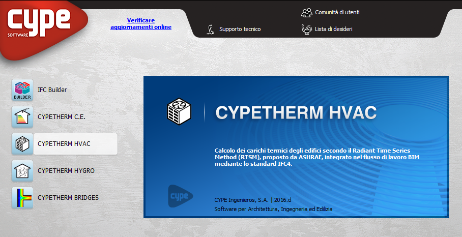 cypethermhvac