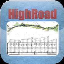 HighRoad – programma di progettazione stradale, argini e canali