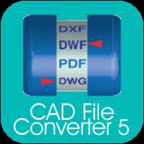 CAD File Converter – DWG-DXF-PDF converti, vedi e stampa