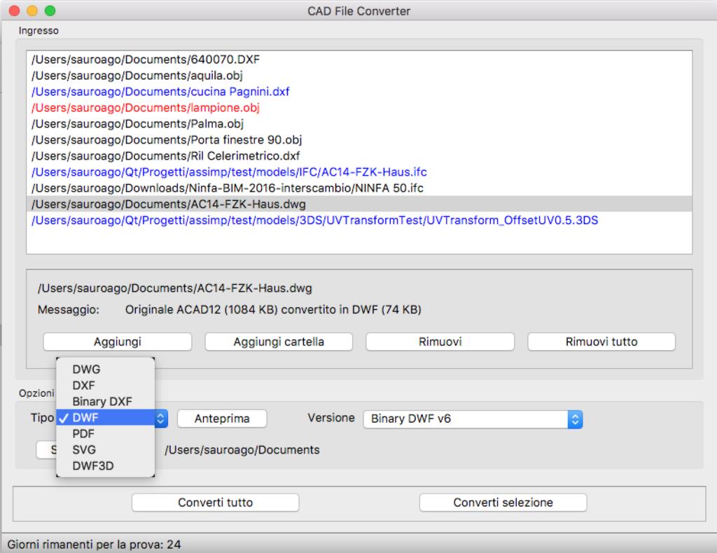 CAD File Converter 6